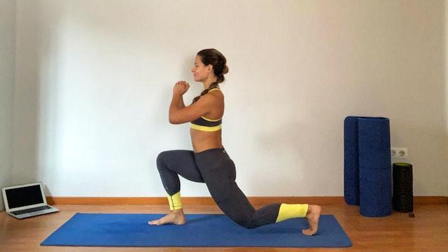 Functional Training | 50 min | Entrena con Estefanía Gutiérrez