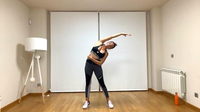 Baile deportivo | 50 min | Ejercicio con Gemma Marín