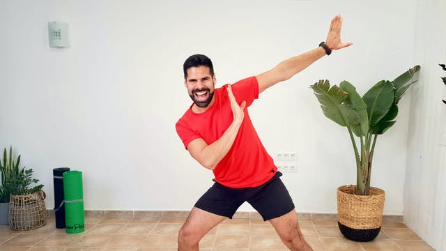 Sa. 11:00 Baile deportivo | 50 min | ...