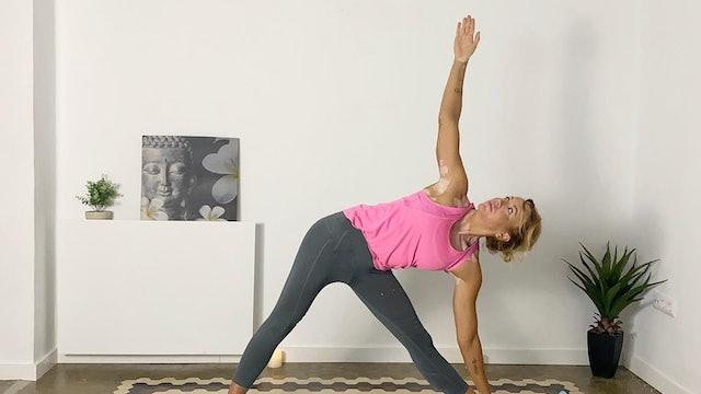 Clase de yoga | 50 min | Yoga con Olga Bru