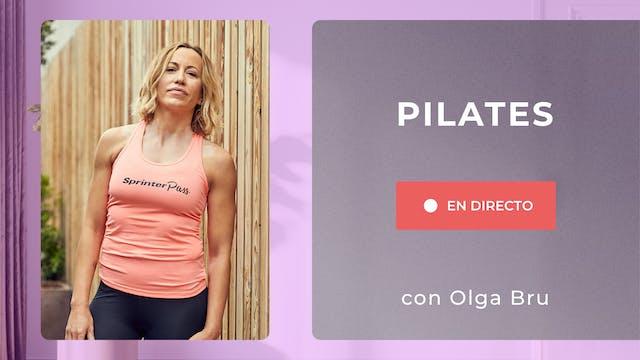 Pilates: Core | 50 min | Con Olga Brú
