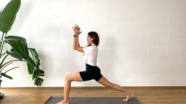 Yoga + HIIT | 50 min | Yoga con Irene...