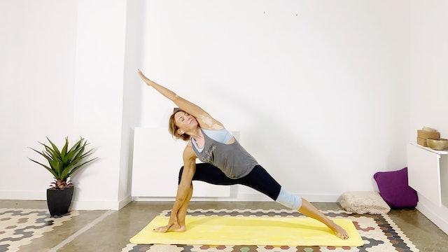 Mi. 19:00 Yoga Vinyasa   60 min   Yoga con Olga Brú