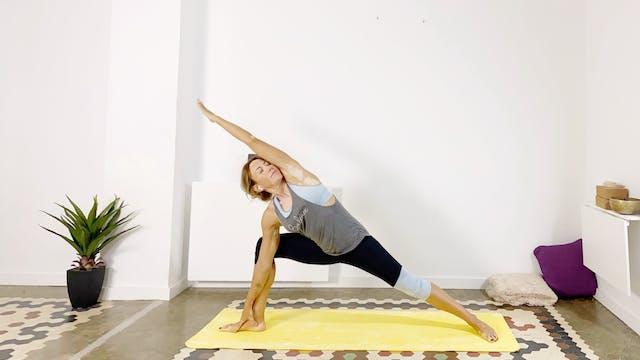 Mi. 19:00 Yoga Vinyasa | 60 min | Yog...