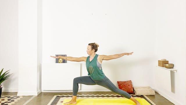 Lu. 19:00 Hit Yoga | 60 min | Clase c...