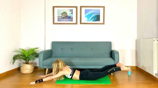 Lu. 18:00 Power Pilates | 50 min | Cl...