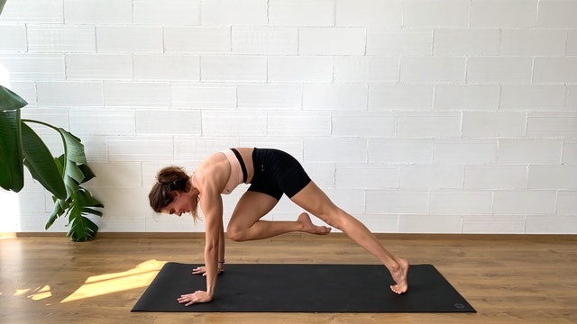Yoga + HIIT | 50 min | Yoga con Irene Alda