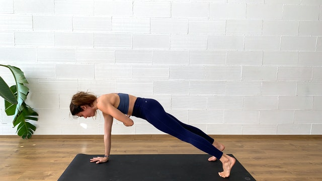YIIT: Yoga + HIIT | 50 min | Entrena con Irene Alda