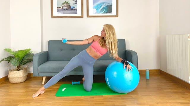 Pilates: espalda y brazos | 50 min | ...