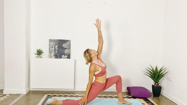 Clase de Hatha Yoga | 60 min | Yoga c...