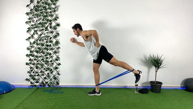 Training de glúteos y piernas   50 min   Entrena con Kuuuxy