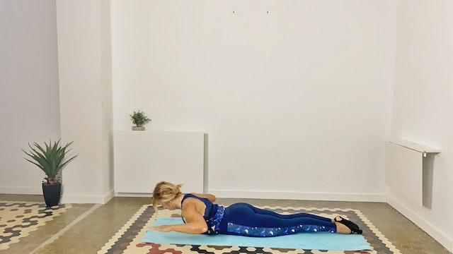 Vi. 10:00 Clase de Pilates | 50 min | Pilates con Olga Brú