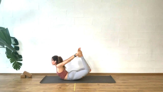 Yoga | 60 min | Practica con Irene Alda
