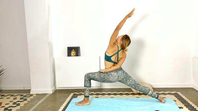 Yoga Flow | 60 min | Yoga con Olga Brú