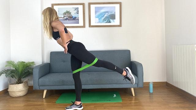 Día 2: Mini Rutina de Pilates con Elisa Riveres