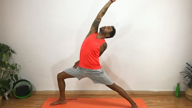 Virayoga | 60 min | Clase con Arjuna
