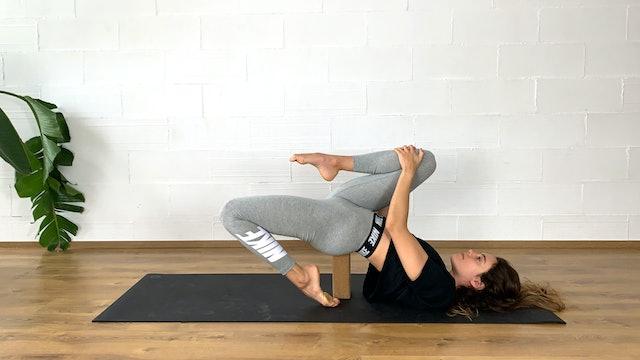Sesión de Yoga Suave | 60 min | Yoga con Irene Alda