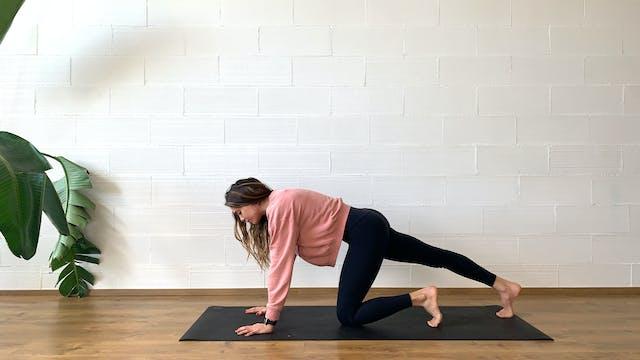 Vinyasa Flow | 60 min | Yoga con Iren...