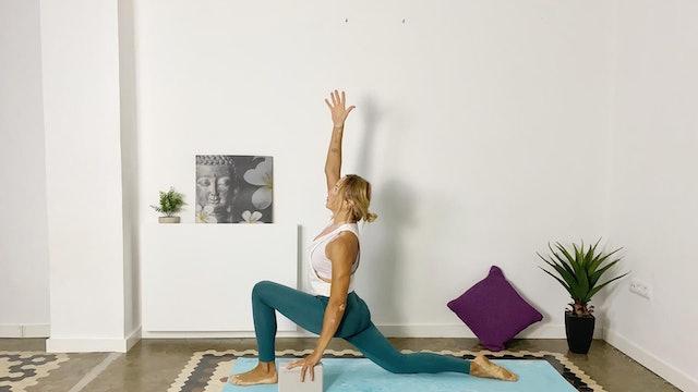 Yoga para corredores | 60 min | Yoga con Olga Bru