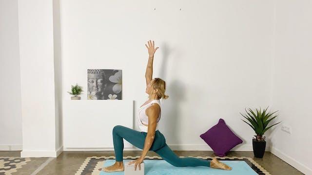 Yoga para corredores | 60 min | Yoga ...