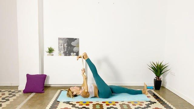Clase de yoga | 50 min | Yoga con Olg...