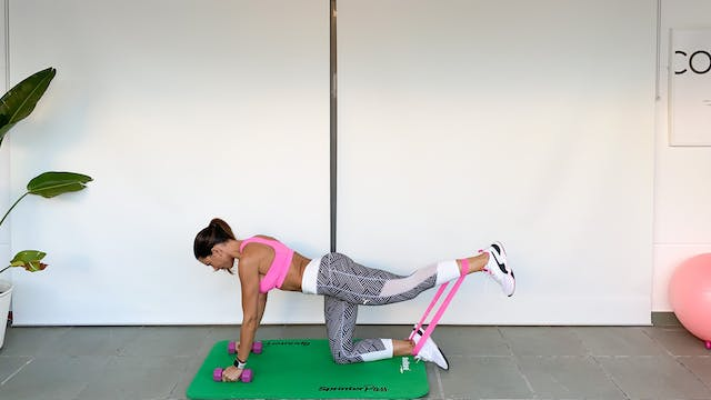 Training piernas y glúteos | 50 min |...