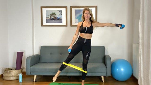 Power Pilates | 50 min | Pilates con ...