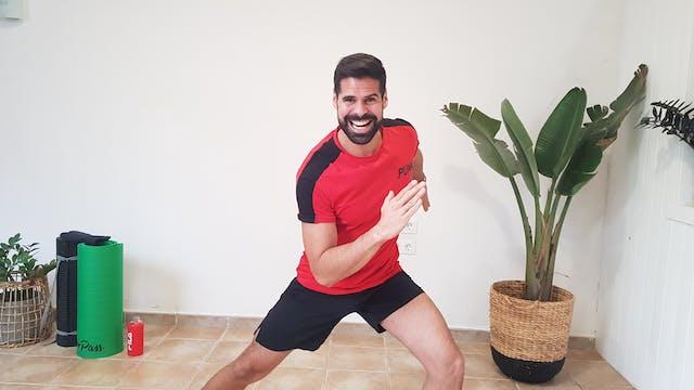 Baile deportivo | 50 min | Entrena co...