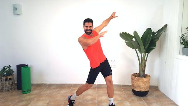 Baile deportivo | 50 min | Cardio con...