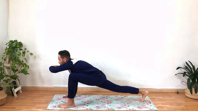 Ju. 19:00 Virayoga | 60 min | Yoga co...