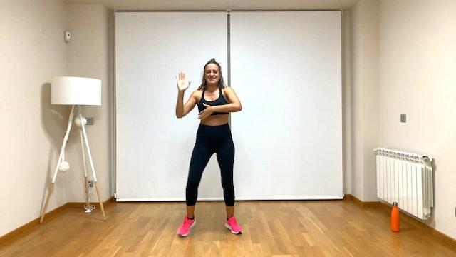 Baile deportivo | 50 min | Entrena con Gemma Marín