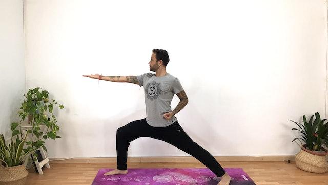Flexi Virayoga   60 min   Yoga con Arjuna