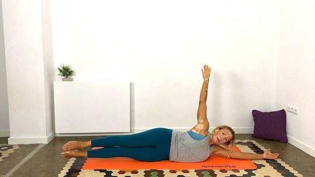 Pilates | 50 min | Pilates en casa con Olga Bru I