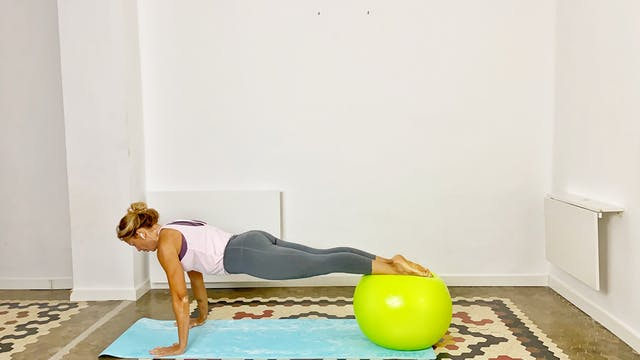 Pilates intenso | 50 min | Pilates co...
