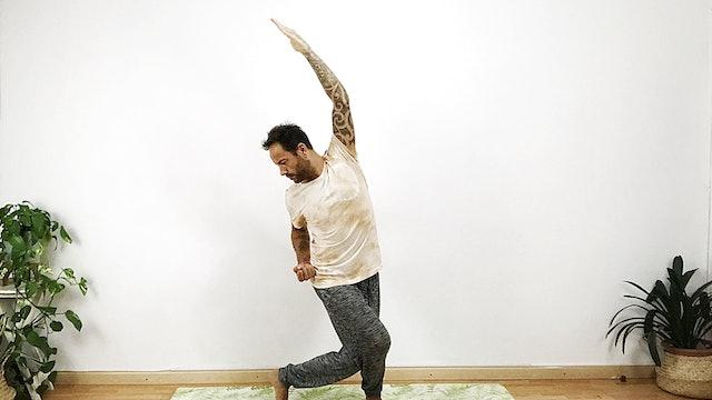 Clase Virayoga | 50 min | Yoga con Arjuna