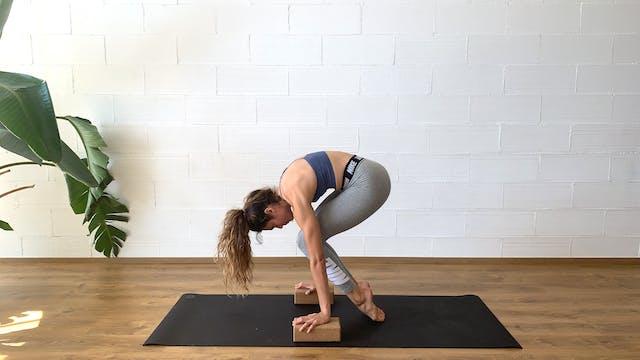 Sesión Yoga + HIIT | 50 min | Ejercic...