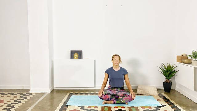 Yoga relax | 60 min | Yoga con Olga Brú