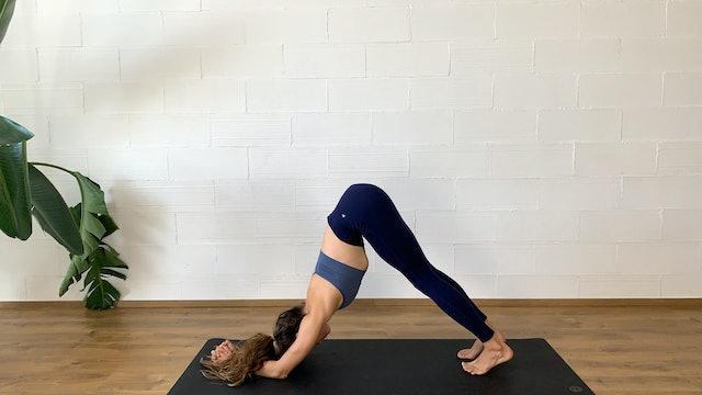 Clase de yoga | 50 min | Yoga en casa con Irene Aldaa