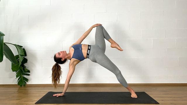 Yoga Vinyasa | 60 min | Yoga con Irene Alda