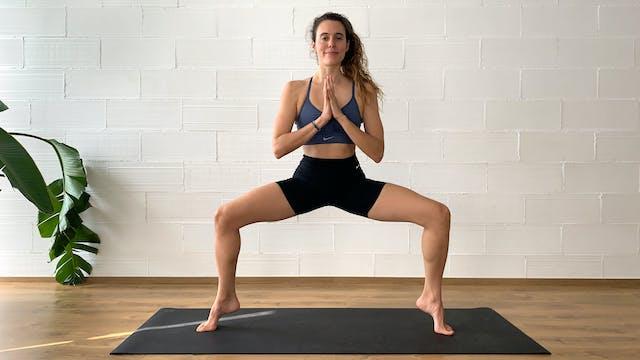 YIIT | 50 min | Yoga en casa con Iren...