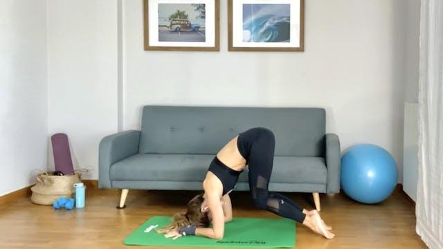 Power Core Pilates | 50 min | Clase c...