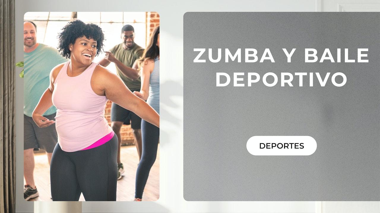 ZUMBA y Baile deportivo