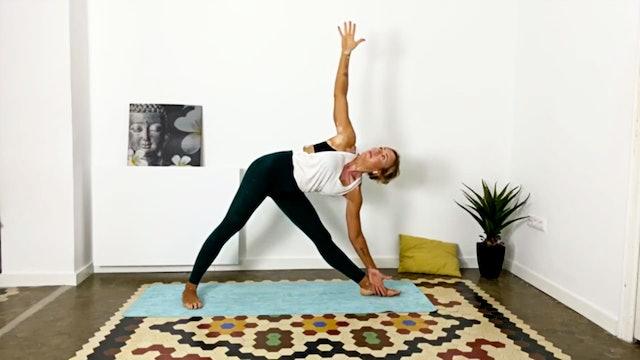 Yoga en casa | 60 min. | Olga Brú