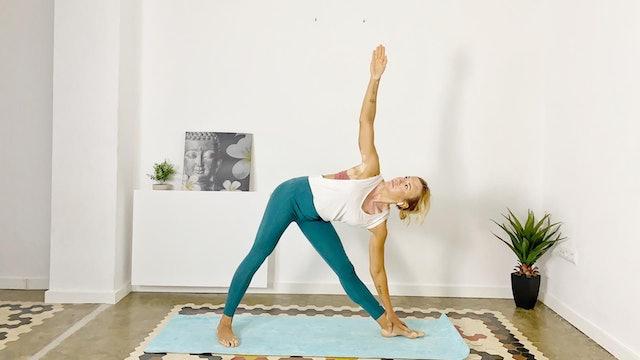 Hatha Yoga | 60 min | Yoga con Olga Bru