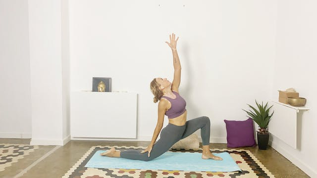 Hatha Yoga | 60 min | Yoga con Olga Brú