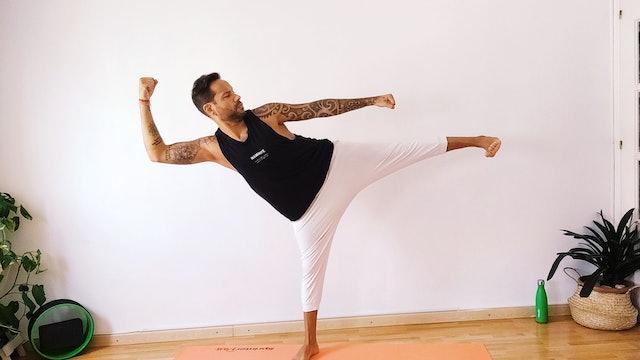 Viryoga en casa | 60 min | Yoga con Arjuna