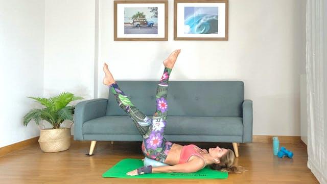 Pilates | 50 min | Clase con Elisa Ri...