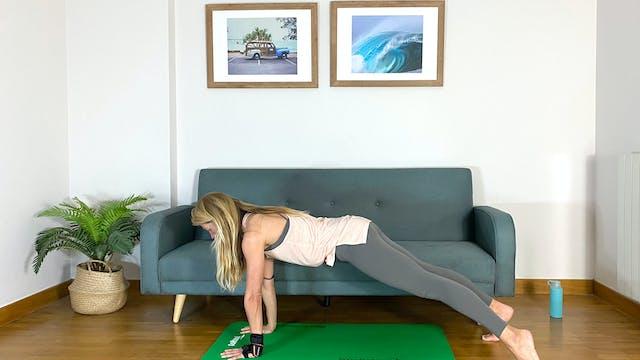 Lu. 18:00 Pilates: movilidad | 50 min...