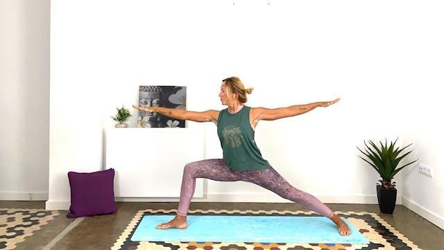 Yoga | 60 min | Clase con Olga Bru