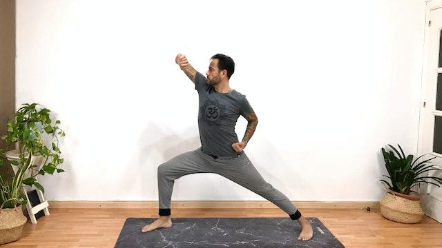 Sa. 10:00 Virayoga | 60 min | Yoga con Arjuna